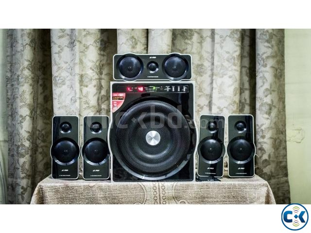 F D f6000u 5.1home theater | ClickBD large image 0