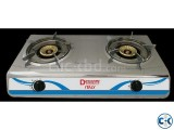 Brand New 2burner Auto Gas Stove From italy