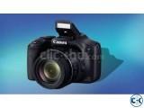 Canon Digital Camera PowerShot SX530 HS 16MP Wi-Fi 50x Zoom