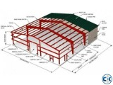 Steel structure building manufacturer