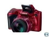 Canon PowerShot SX410 IS 20MP CCD HD Video Digital Camera
