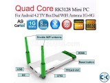 CLOUD STICK ANDROID 4.4 SMART TV DONGLE 1080p HD MEDIA