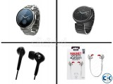 Brand New Smartwatches Headphones Headsets See Inside
