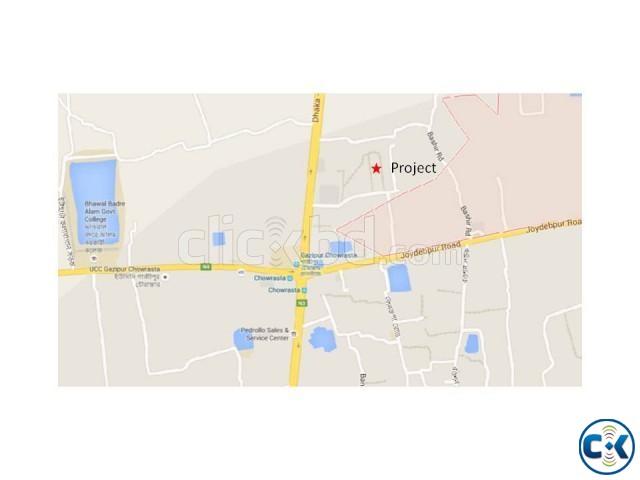 Flat Apartment Gazipur Chowrasta ClickBD