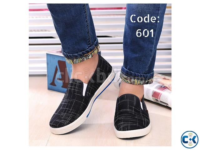 Handmade Men s Casual Shoes | ClickBD large image 0