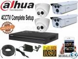 HDCVI 2 MP Camera Setup Pack