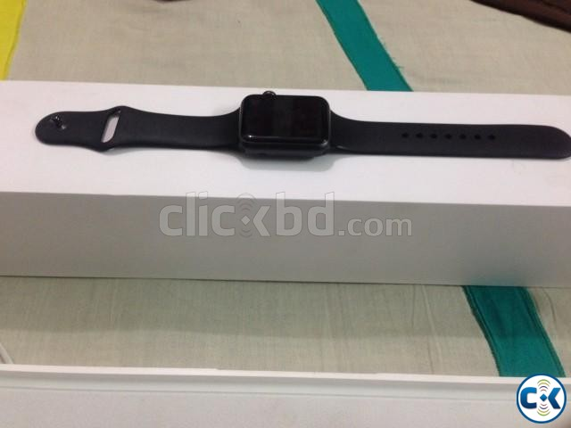 Apple Watch 42mm Space Grey | ClickBD large image 0