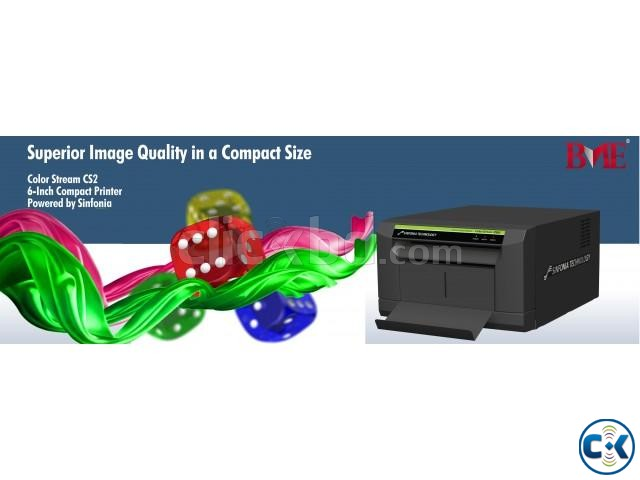 Business Type Mini Lab Digital Photo Printer CHC-S6145 | ClickBD large image 0