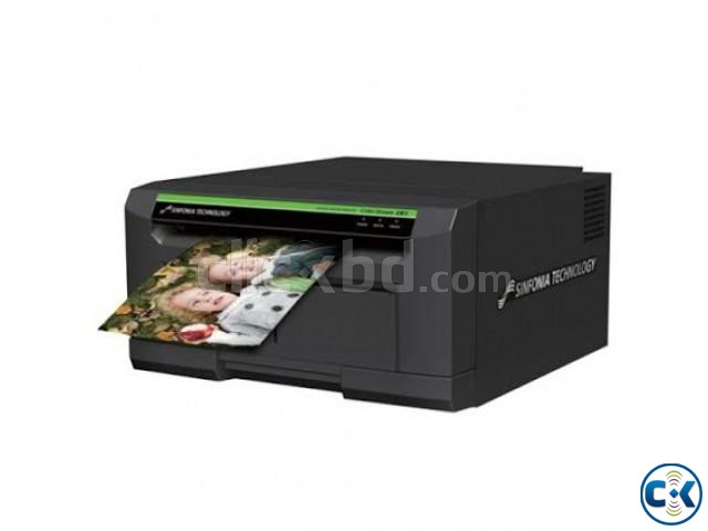 Business Type Mini Lab Digital Photo Printer CHC-S6145 | ClickBD large image 1
