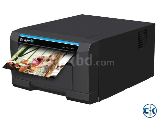 Business Type Mini Lab Digital Photo Printer CHC-S6145 | ClickBD large image 2