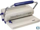 Plastic Comb Binding Machines 3688H