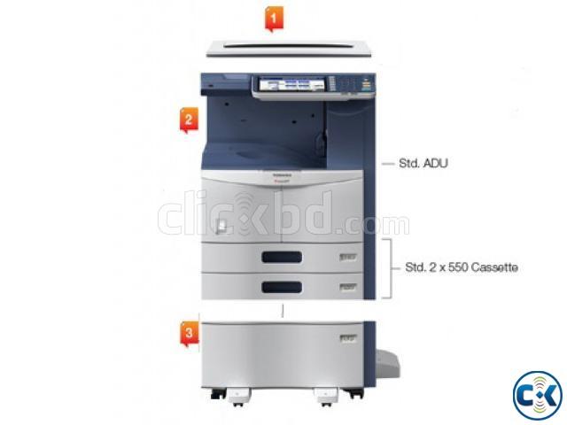 Toshiba e-Studio 357 B W Heavy Duty Digital Copier machines | ClickBD large image 0