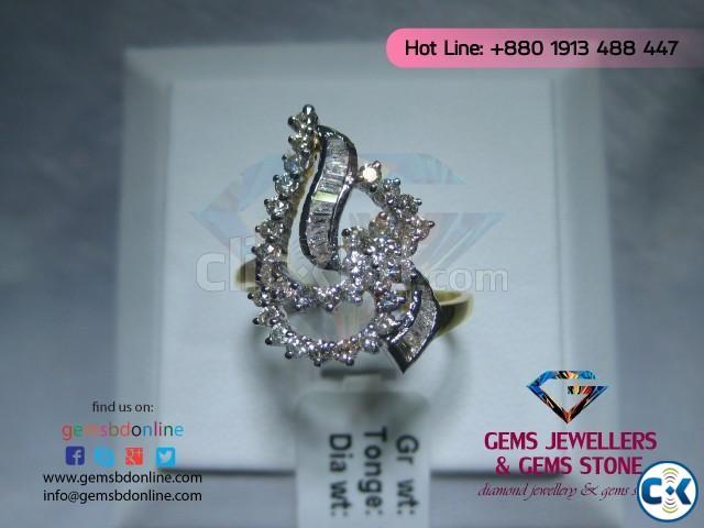 Diamond Ring | ClickBD large image 0