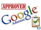 Google AdSense Approve account for sell
