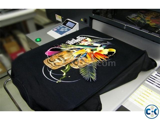 Digital t shirt printer | ClickBD large image 0