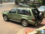 Nissan Pathfinder Jeep 1993 Model Fully Upgraded