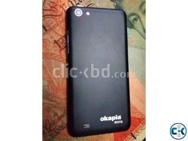 Okapia Xcite Original 3G MOBILE | ClickBD large image 1