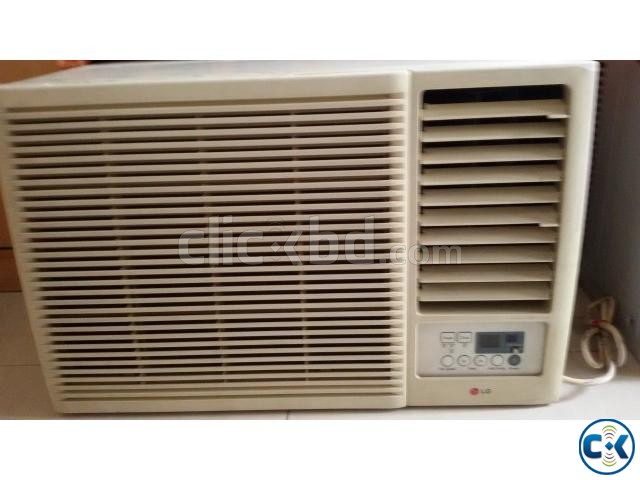 Lg 1 5 ton window ac with remote clickbd for 1 ton window ac