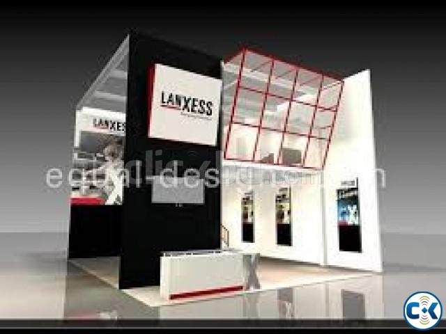 Exhibition Stall Design Plan : Business exhibition stall design clickbd