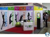 Booth Decoration