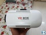VR BOX 3D Glasses Bluetooth gamepad