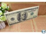 DOLLAR MONEY BAG