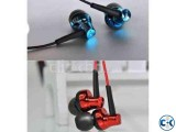 REMAX RM-575 HIGH PERFORMANCE IN-EAR HEADPHONES