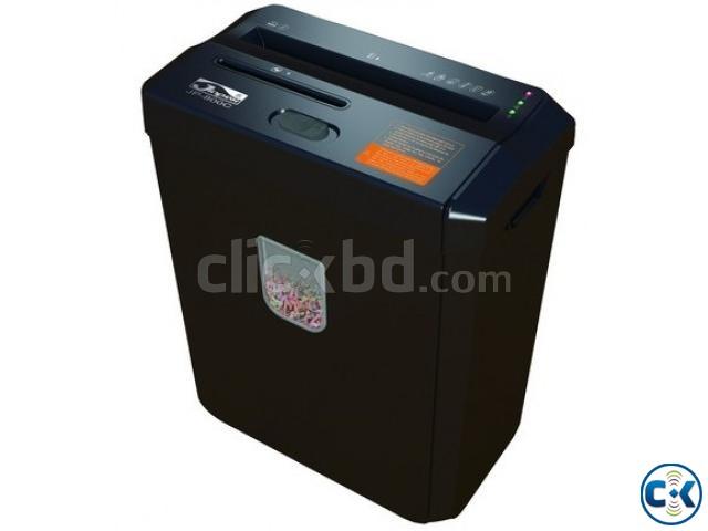 Jinpex Paper Shredder JP 800C | ClickBD large image 0