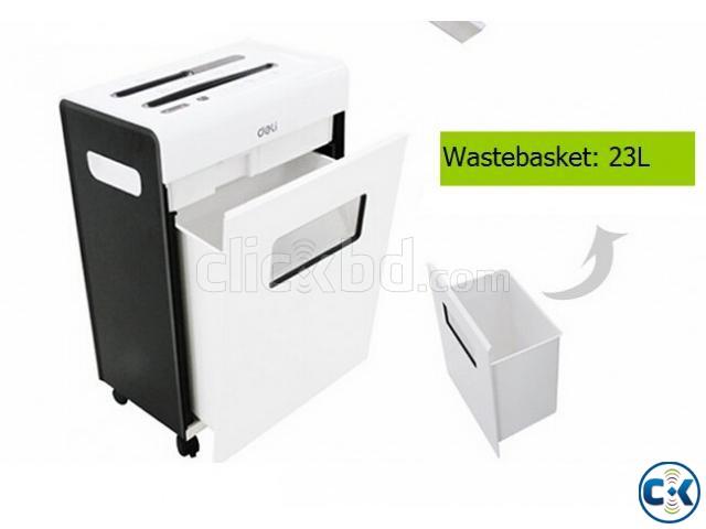 Deli Paper Shredder 9903 | ClickBD large image 0