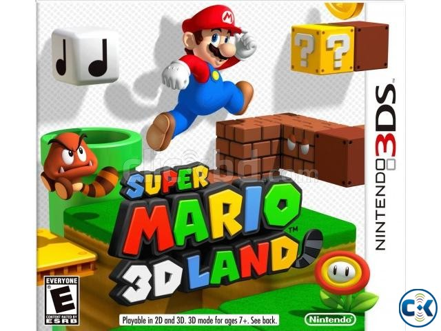 Nintendo 3DS Game Lowest Price in BD | ClickBD large image 2