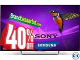 এশিয়া কাপ উপলক্ষ্যে 40% ডিসকাউন্ট Sony Bravia, Samsung led,