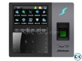 Biometric recognition Face time attendance system