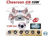 Cheerson CX-10W Wifi FPV Quadcopter