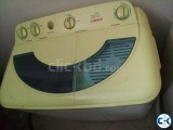 KONKA 5.2 Kg Washing Machine like NEW