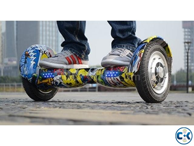 Street 10-Inch Premium High End Hoverboards - 2016 model | ClickBD large image 2