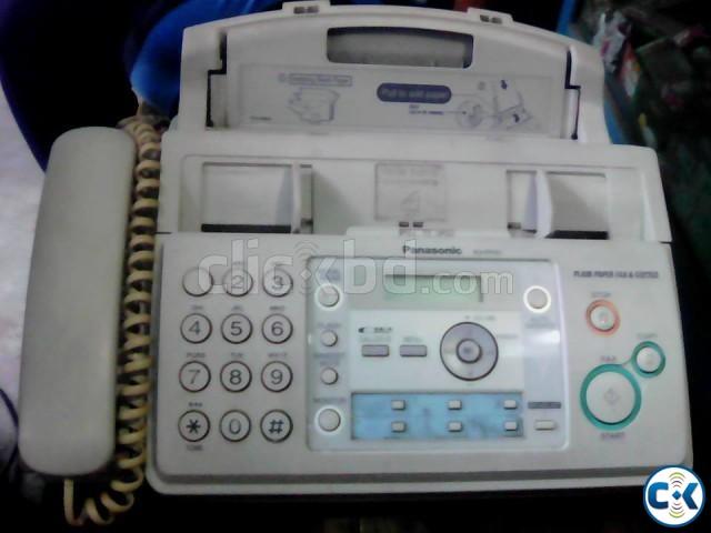 Panasonic Fax machine | ClickBD large image 0