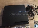 320GB Slim Ps3 Moded