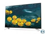 LG 55 UF 840T SUPER ULTRA HD 4K TV