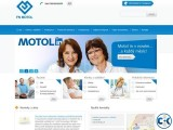 Make a Hospital or Diagnostic center website
