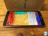 Samsung Galaxy Note 3 32GB Black Verizon USA