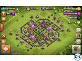 CLASH OF CLANS ID TH8 MAX
