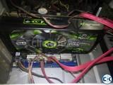 XFX GTX 460 1GB DDR5 256 Bit