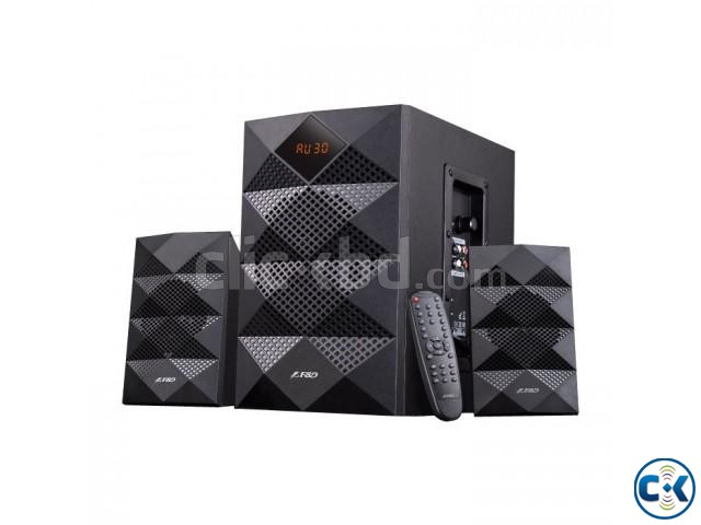 F D A180X 2.1 POWERFULL BASS USB BLUETOOTH Speaker | ClickBD large image 0