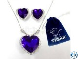Small Titanic Locket