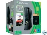 Xbox-360 250gb Modded Jtag use few days