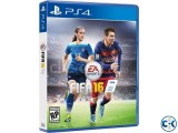 PS4 Brand new games Fifa-16 best price in BD