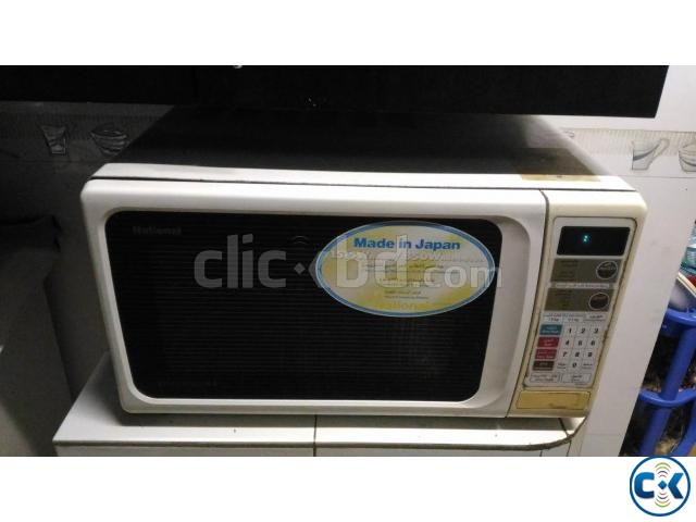National Microwave Oven 30L | ClickBD large image 0