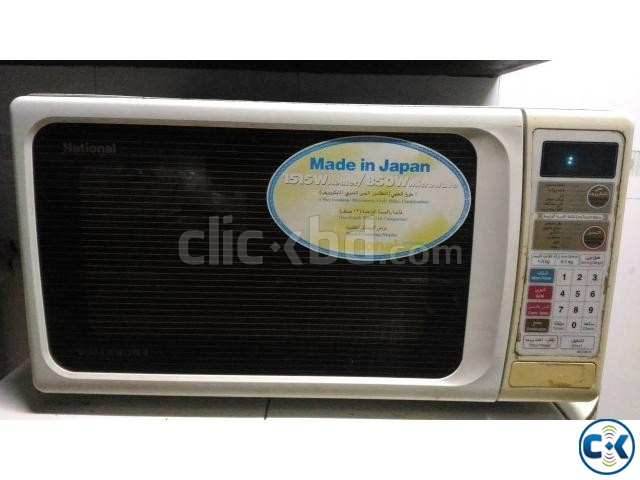 National Microwave Oven 30L | ClickBD large image 1