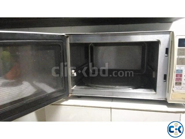 National Microwave Oven 30L | ClickBD large image 2