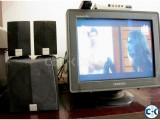 Samsung Monitor Aver Media Tv Card Creative Speaker